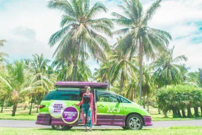 Coconut Plantation Great Barrier Reef Drive Roadtrip Jucy Rental