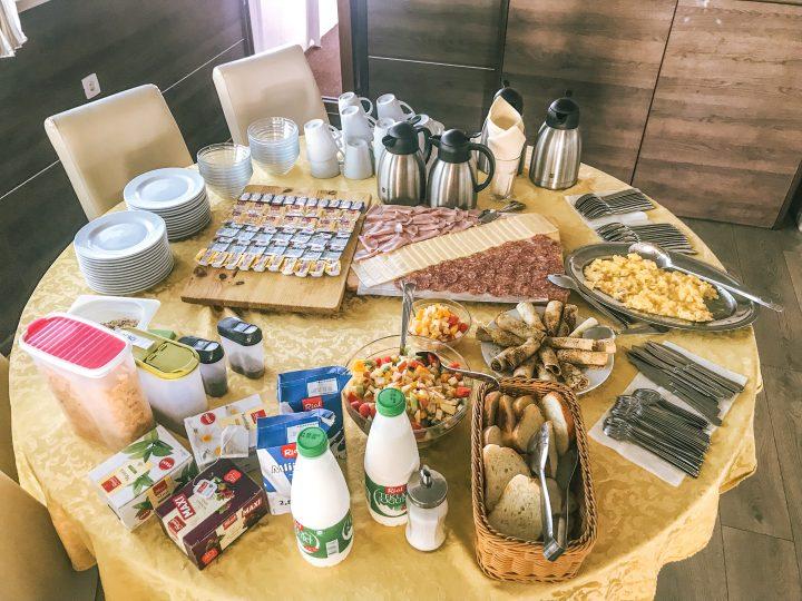 Life Before Work Yachtlife Breakfast