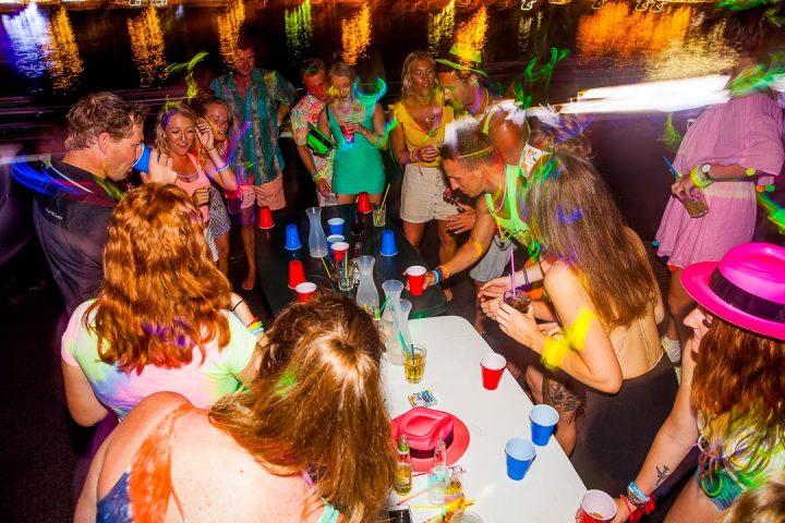 GLow party Yachtlife Croatia Life Before Work