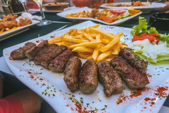 Traditional Croatian Food