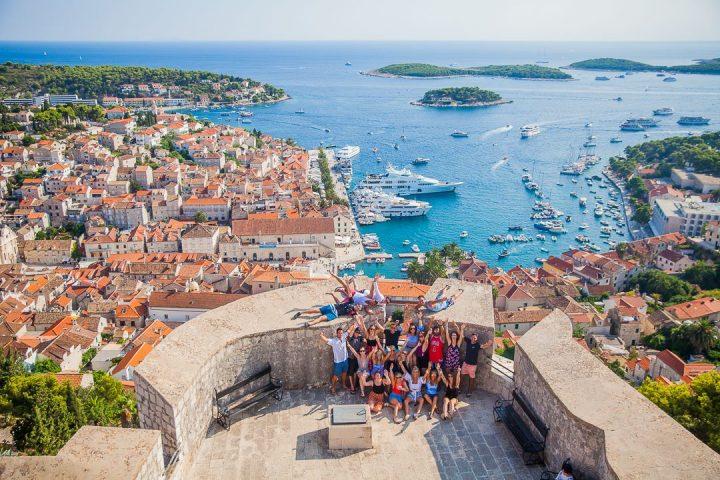 Yachtlife Croatia Week 7 2018 Hvar fortress