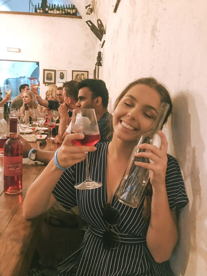 War Bunker Wine Tour in Vis Croatia
