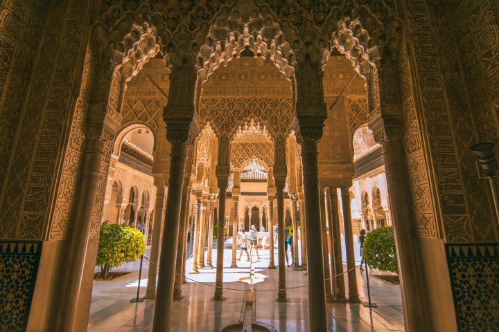 Iberian Adventure from Spain Granada Alhambra Tour