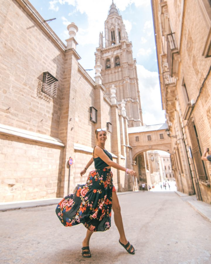 Iberian Adventure from Spain Toledo Cathedral