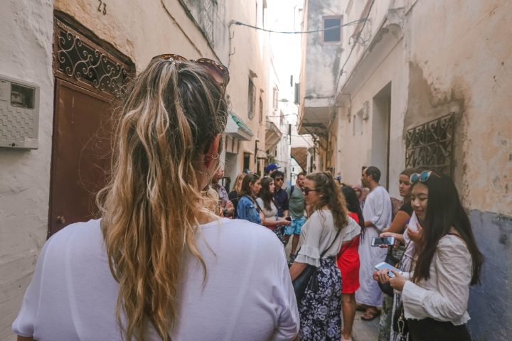 Iberian Adventure from Spain to Morocco Tangier