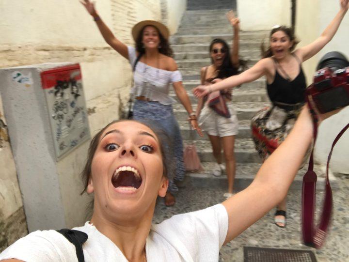 Iberian Adventure Busabout funny photos girls