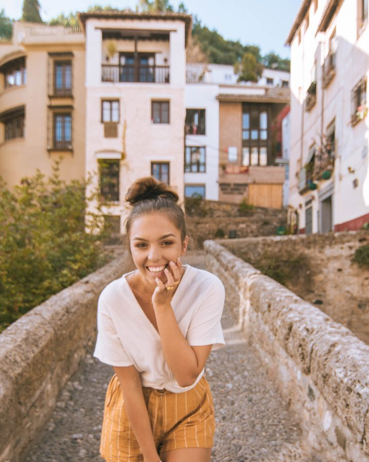 Iberian Adventure from Spain Granada Girls on tour