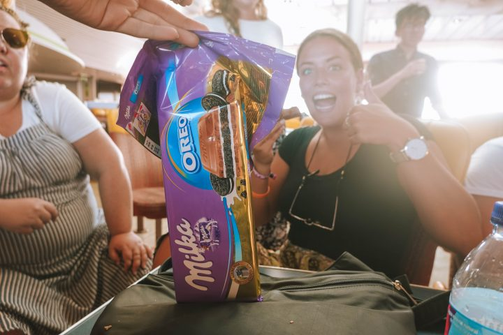 Iberian Adventure Ferry from Spain to Morocco Oreos