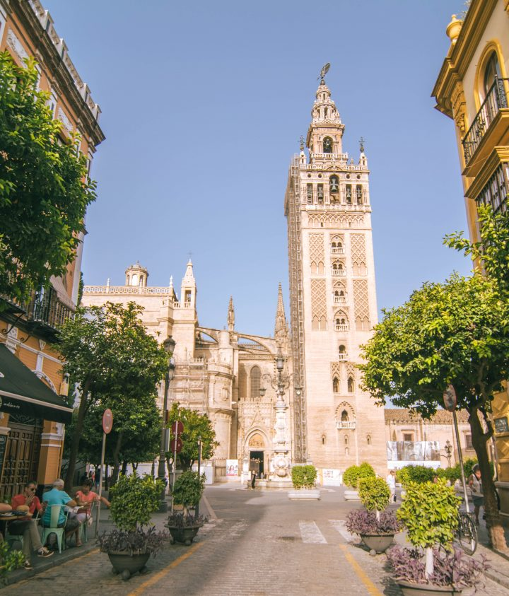 Busabout Iberian Adventure Tourradar Seville Seville Spain lost in the streets