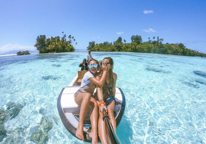 Skull Islands Solomon Islands island hopping