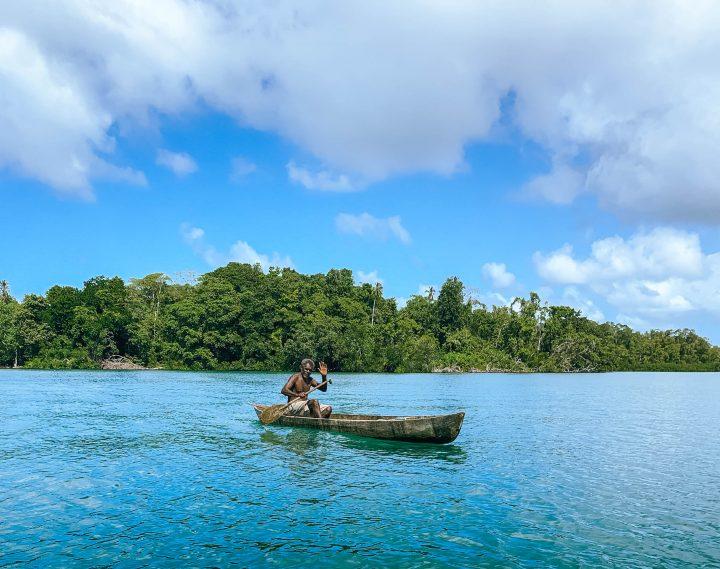 Munda Island Hopping Solomon Islands