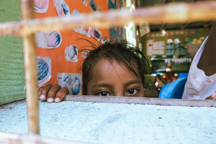 Solomon Islands Hapi Isles local village school