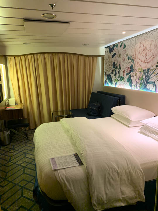 Dream Cruises Balcony Stateroom