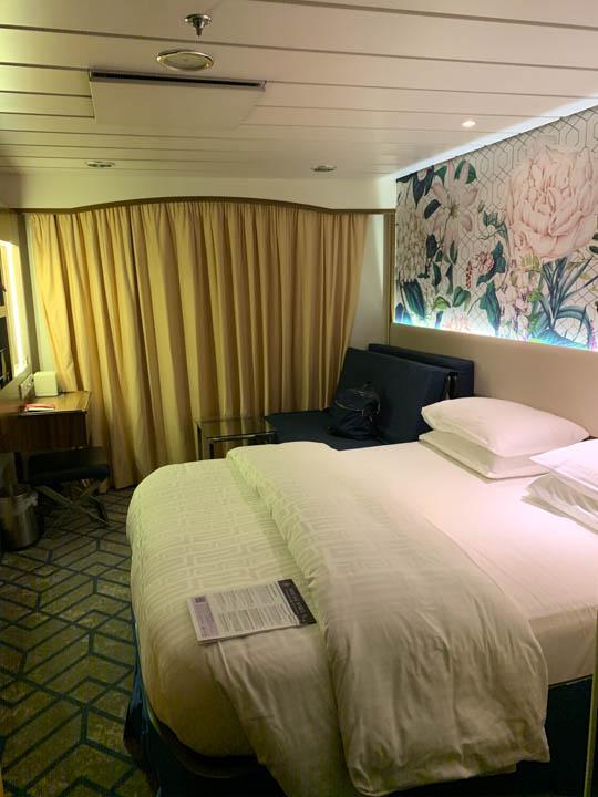 Dream Cruises Balcony Stateroom