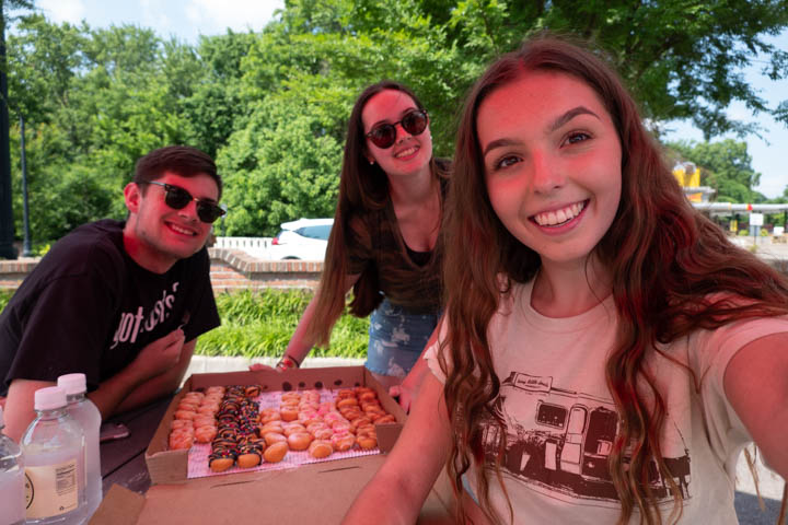 Tiny Little Donuts Franklin Tennessee America Worldwide Donut Guide by Wandering Donut