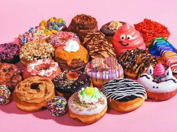 Worldwide Donut Guide: Pinkbox Doughnuts